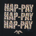 Camouflage Hap-Pay - Duck Dynasty Youth T-shirt