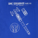 Sonic Screwdriver - Dr. Who T-shirt