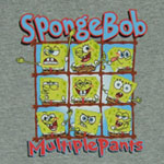Spongebob Multiplepants - Spongebob Squarepants Toddler T-shirt