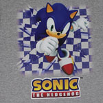Checkered Flag - Sonic The Hedgehog Youth T-shirt