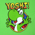 Yoshi! - Nintendo Youth T-shirt
