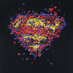 Superman Scattered - DC Comics T-shirt