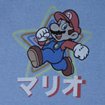 Mario Star - Nintendo T-shirt