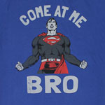 Come At Me Bro - DC Comics Sheer T-shirt