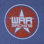 War Machine Logo - Iron Man 3 Sheer T-shirt