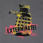 Exterminate - Dr. Who T-shirt