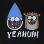 Yeahuh! - Regular Show T-shirt