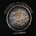 Winter Shield - Game Of Thrones T-shirt