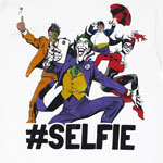 Villains Selfie - DC Comics T-shirt