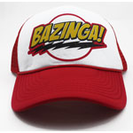 Bazinga! - Big Bang Theory Trucker Hat