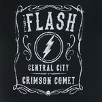 Crimson Comet - DC Comics T-shirt
