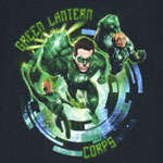 Green Lantern Corps - The Green Lantern T-shirt