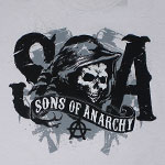 Reaper Walking - Sons Of Anarchy T-shirt
