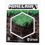 Grass Block - Minecraft Sticker
