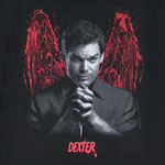 Dexter&#039;s Wings - Dexter T-shirt