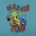 OG Glee Club - Sesame Street Sheer Women&#039;s T-shirt
