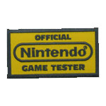 Official Game Tester - Nintendo Patch