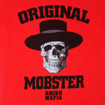 Original Mobster - Amish Mafia T-shirt