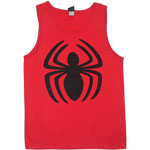 Spider Logo - Marvel Comics Tank Top