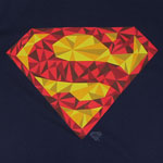 Vector Superman Logo - DC Comics T-shirt