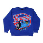 Thomas Circle - Thomas The Tank Engine Juvenile And Toddler Hooded Sweatshirt
