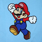 Super Mario - Nintendo T-shirt