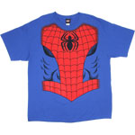Spider-Man Costume - Marvel Comics T-shirt