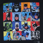 Faces Of Batman - DC Comics T-shirt