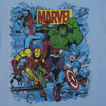 Tearing Through Comics - Marvel Comics Juvenile T-shirt