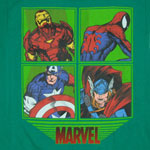 Framed Characters - Marvel Comics Boys T-shirt