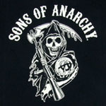 Reaper -  Sons Of Anarchy Sheer Women's T-shirt