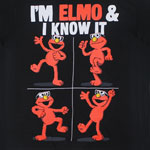 I'm Elmo & I Know It - Sesame Street T-shirt