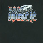 USA Muscle - Fast &amp; The Furious Sheer T-shirt