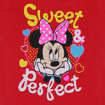 Sweet And Perfect - Disney Girls Infant And Toddler T-Shirt