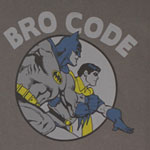 Bro Code - DC Comics T-shirt