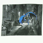 Alley Photo - Batman - DC Comics T-shirt