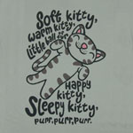 Soft Kitty - Big Bang Theory Sheer Women's T-shirt