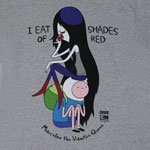 I Eat Shades Of Red - Adventure Time T-shirt