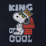 King Of Cool - Peanuts Toddler T-shirt