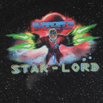 Star-Lord - Guardians Of The Galaxy T-shirt