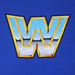 Retro Logo - WWE T-shirt