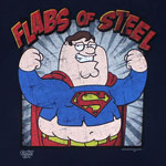 Flabs Of Steel - Family Guy T-shirt