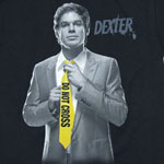Do Not Cross - Dexter T-shirt