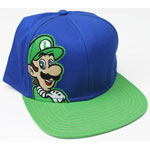 Luigi - Nintendo Baseball Cap