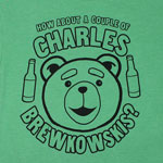 Charles Brewkowski - Ted T-shirt
