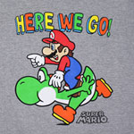 Here We Go! - Nintendo Youth T-shirt