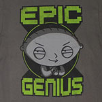 Epic Genius - Family Guy T-shirt