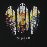 Stained Glass - Diablo III T-shirt