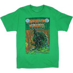 Swamp Thing Cover - DC Comics T-shirt