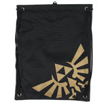 Triforce - Legend Of Zelda - Nintendo Cinch Bag